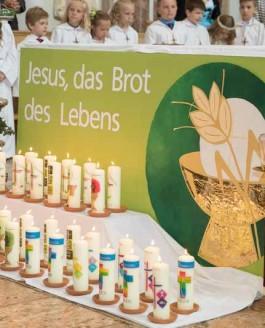 Erstkommunion Jenbach 2017