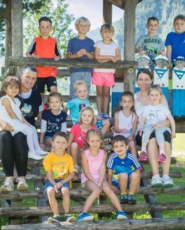 Kindergarten Wiesing 2017