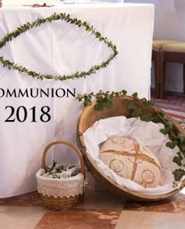 Erstkommunion Strass i.Z. 2018