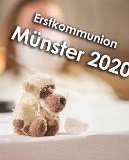 Zu den Fotos der Erstkommunion Münster 2020