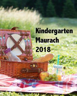 Kindergartenfotos Maurach 2018