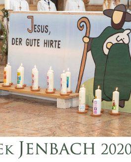 Zu den Fotos der Erstkommunion Jenbach 2020