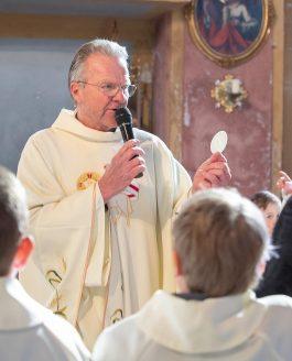 Erstkommunion Achenkirch 2021