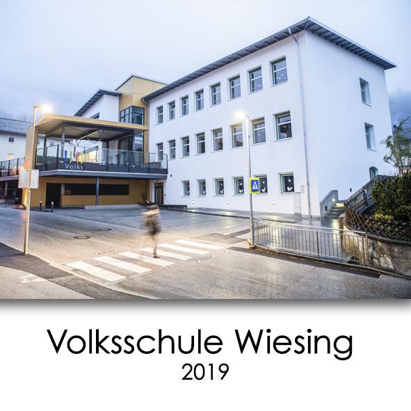 Volksschule Wiesing 2019